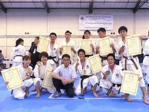 2017少林寺拳法世界大会 in カリフォルニア , USA