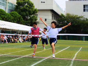 産大付属中学体育祭_2017