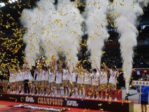 大阪桐蔭女子バスケットボール部ウィンターカップ2017